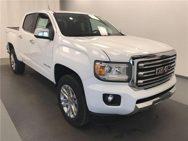 2018 GMC Canyon SLT (Stk: 191474) in Lethbridge - Image 1 of 19