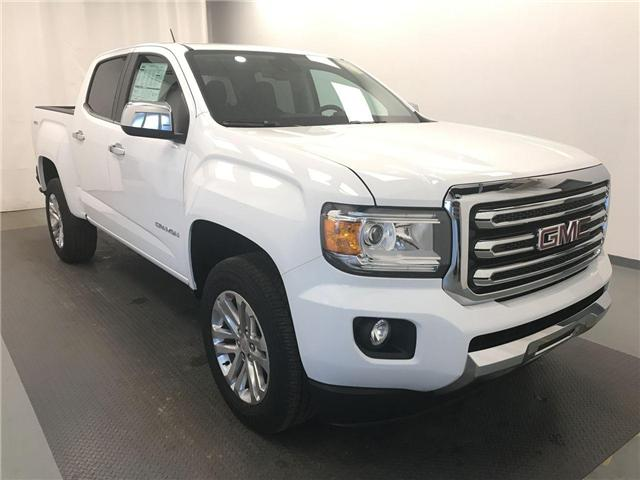 2018 GMC Canyon SLT (Stk: 191221) in Lethbridge - Image 1 of 19