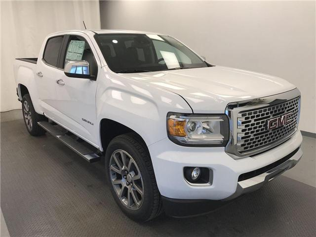 2018 GMC Canyon Denali (Stk: 193909) in Lethbridge - Image 1 of 19