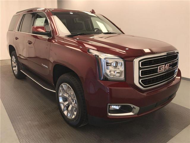 2018 GMC Yukon SLT (Stk: 195039) in Lethbridge - Image 1 of 19