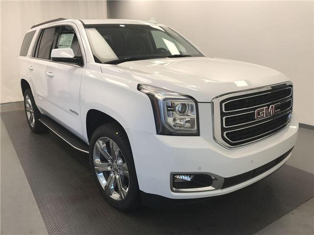 2018 GMC Yukon SLT (Stk: 195145) in Lethbridge - Image 1 of 19