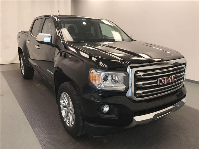 2016 GMC Canyon SLT (Stk: 173373) in Lethbridge - Image 1 of 19