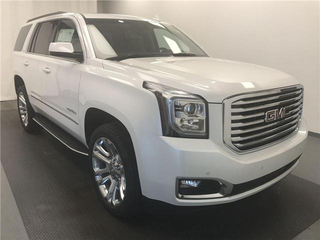 2018 GMC Yukon SLT (Stk: 194593) in Lethbridge - Image 1 of 19