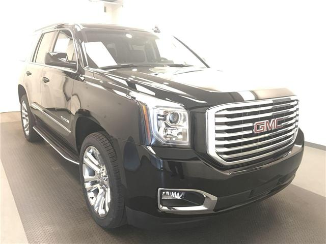 2018 GMC Yukon SLT (Stk: 194652) in Lethbridge - Image 1 of 19