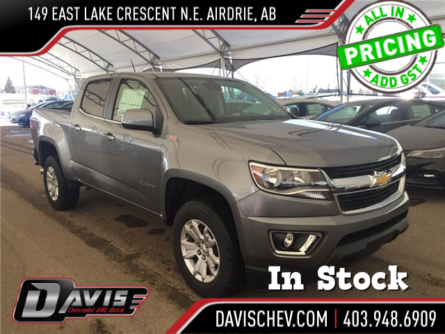 2018 Chevrolet Colorado LT (Stk: 161838) in AIRDRIE - Image 1 of 19