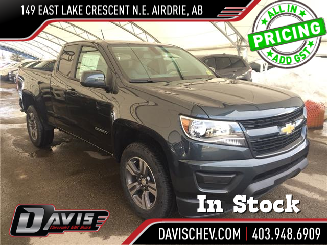2018 Chevrolet Colorado WT (Stk: 162523) in AIRDRIE - Image 1 of 18