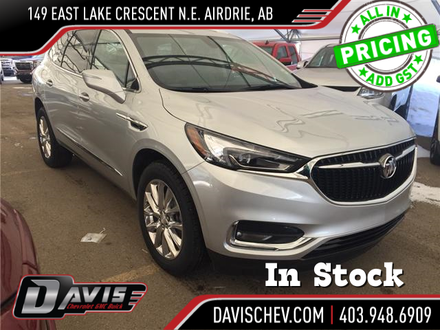 2018 Buick Enclave Essence (Stk: 162440) in AIRDRIE - Image 1 of 26
