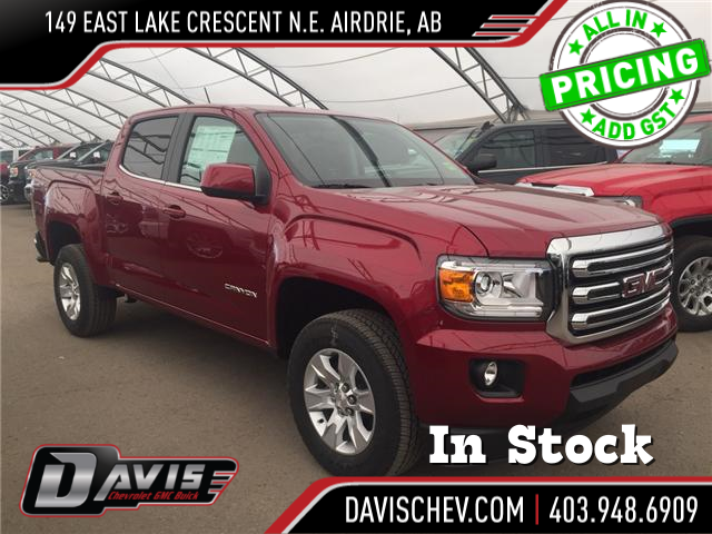 2018 GMC Canyon SLE (Stk: 164412) in AIRDRIE - Image 1 of 19