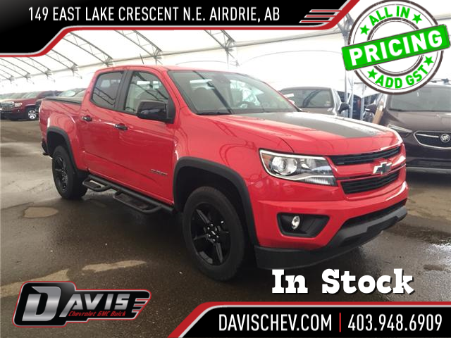 2018 Chevrolet Colorado LT (Stk: 163323) in AIRDRIE - Image 1 of 20