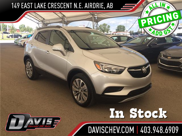 2018 Buick Encore Preferred (Stk: 165054) in AIRDRIE - Image 1 of 19