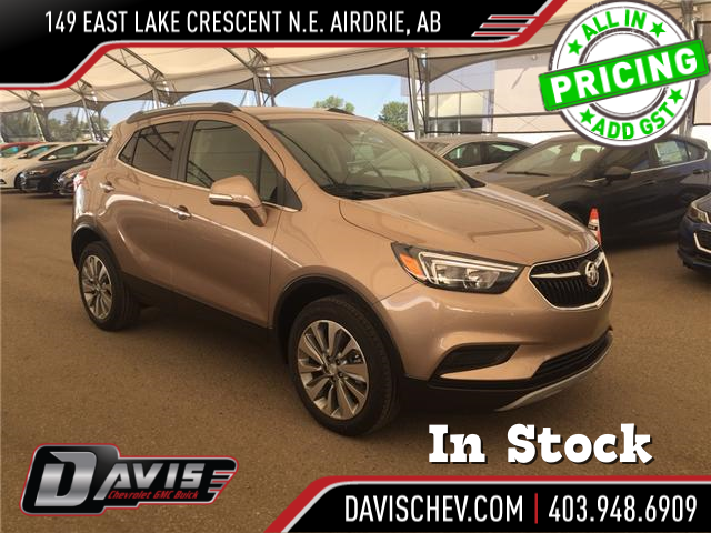 2018 Buick Encore Preferred (Stk: 165410) in AIRDRIE - Image 1 of 19