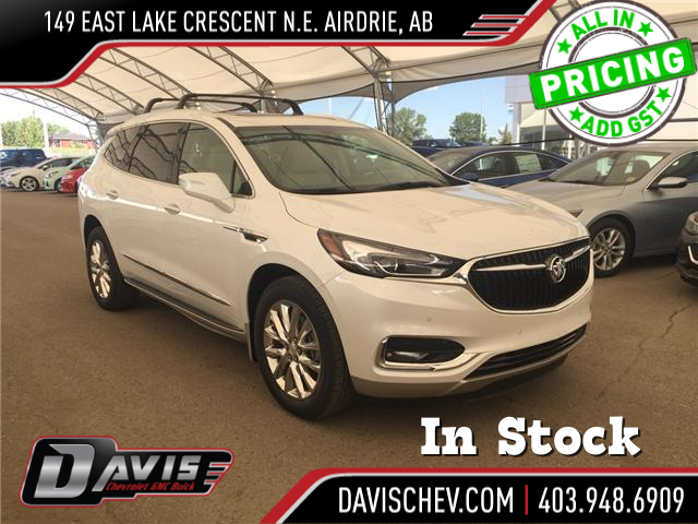 2018 Buick Enclave Premium (Stk: 162750) in AIRDRIE - Image 1 of 28
