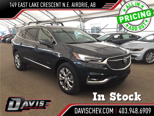 2019 Buick Enclave Avenir (Stk: 166695) in AIRDRIE - Image 1 of 27
