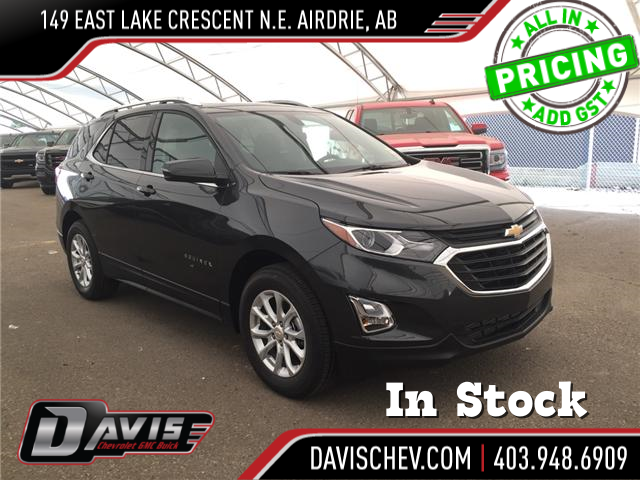 2019 Chevrolet Equinox 1LT (Stk: 166735) in AIRDRIE - Image 1 of 23