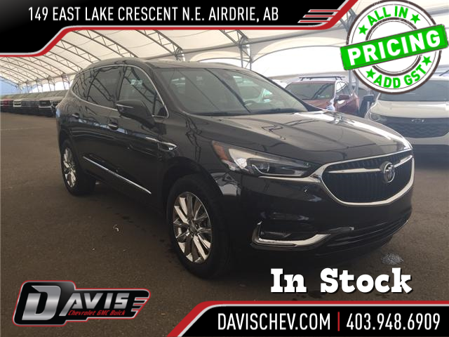 2019 Buick Enclave Premium (Stk: 167074) in AIRDRIE - Image 1 of 27