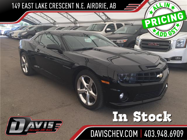2013 Chevrolet Camaro 2SS (Stk: 118867) in AIRDRIE - Image 1 of 20