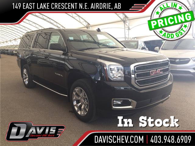 2019 GMC Yukon XL SLT (Stk: 167398) in AIRDRIE - Image 1 of 27