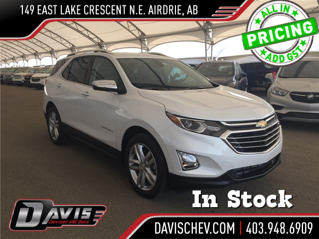 2019 Chevrolet Equinox Premier (Stk: 167397) in AIRDRIE - Image 1 of 23