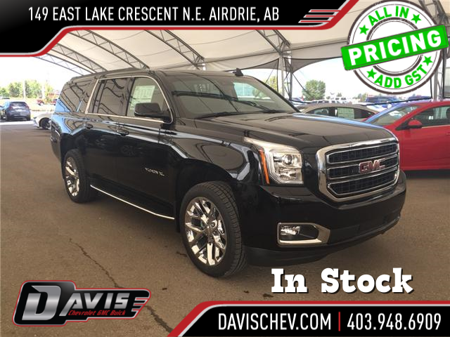 2019 GMC Yukon XL SLT (Stk: 167128) in AIRDRIE - Image 1 of 28