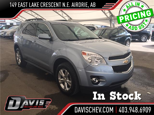 2015 Chevrolet Equinox 2LT (Stk: 167739) in AIRDRIE - Image 1 of 18