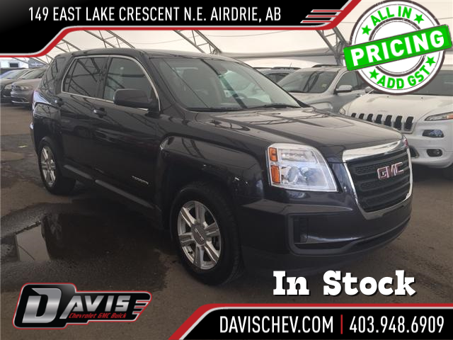 2016 GMC Terrain SLE-1 (Stk: 140477) in AIRDRIE - Image 1 of 18
