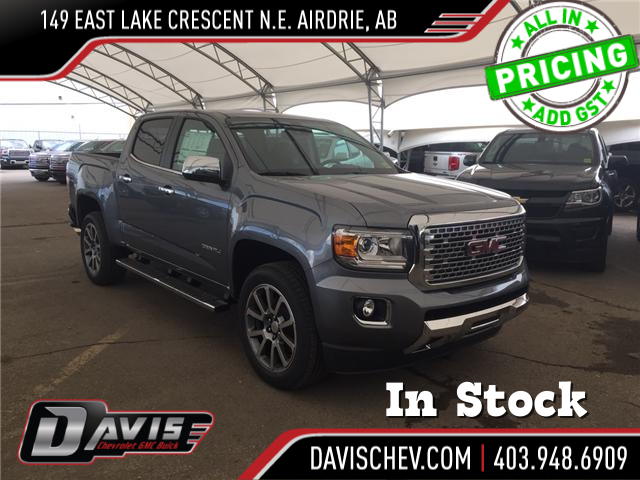 2019 GMC Canyon Denali (Stk: 167504) in AIRDRIE - Image 1 of 19