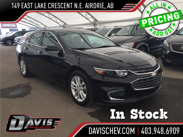 2018 Chevrolet Malibu LT (Stk: 168048) in AIRDRIE - Image 1 of 20