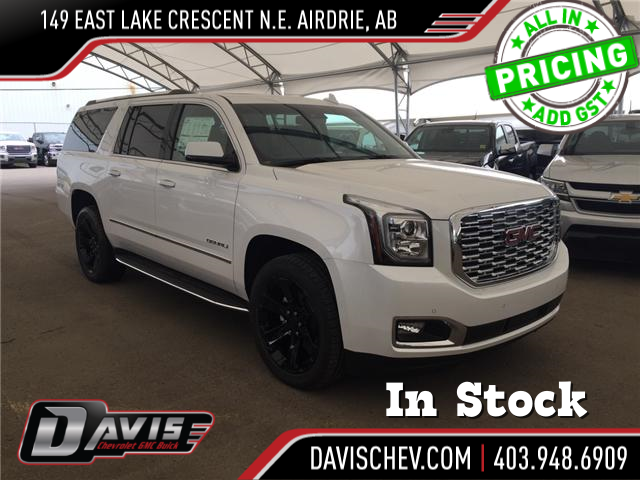 2019 GMC Yukon XL Denali (Stk: 167973) in AIRDRIE - Image 1 of 27