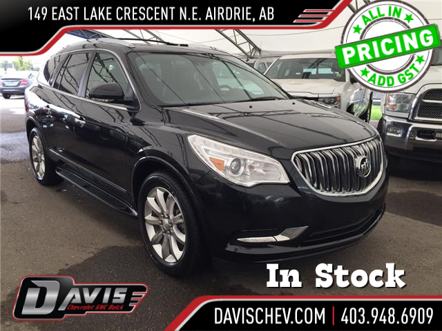 2014 Buick Enclave Premium (Stk: 168152) in AIRDRIE - Image 1 of 22