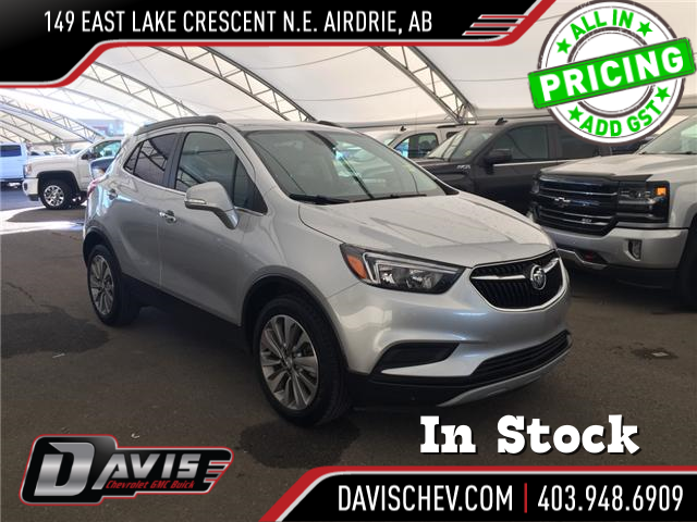 2018 Buick Encore Preferred (Stk: 168348) in AIRDRIE - Image 1 of 19