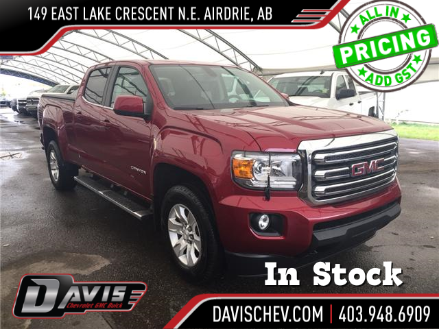 2017 GMC Canyon SLE (Stk: 168341) in AIRDRIE - Image 1 of 19