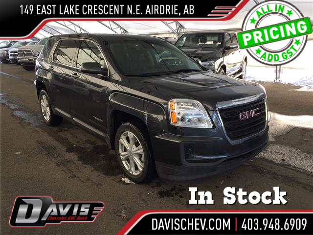 2017 GMC Terrain SLE-1 (Stk: 147560) in AIRDRIE - Image 1 of 17