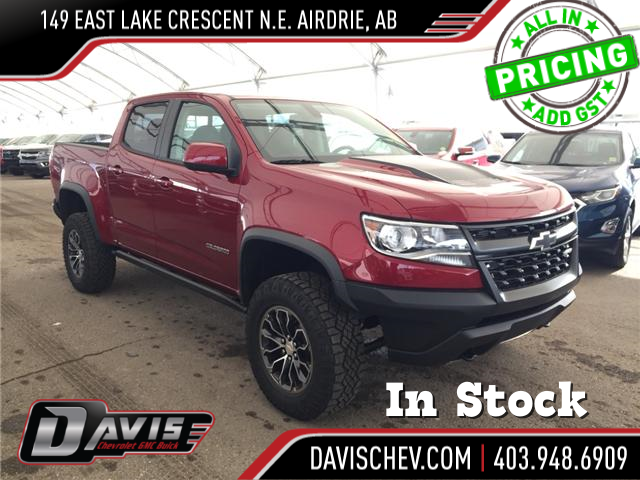 2019 Chevrolet Colorado ZR2 (Stk: 168825) in AIRDRIE - Image 1 of 22