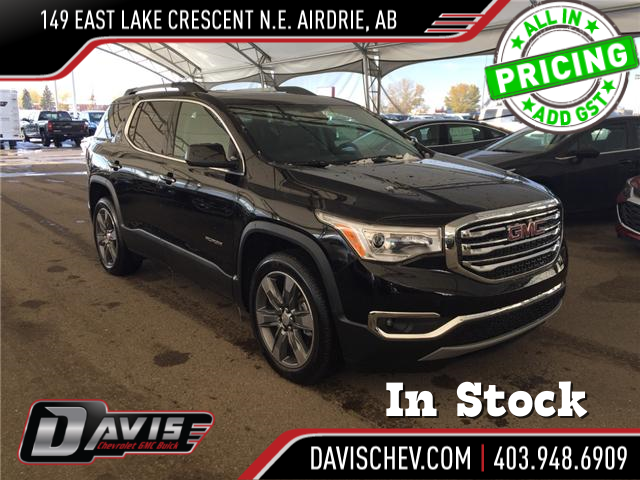 2018 GMC Acadia SLT-2 (Stk: 168501) in AIRDRIE - Image 1 of 27
