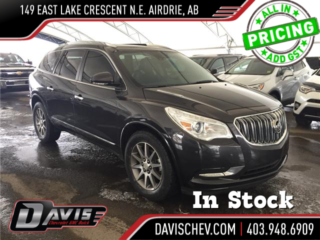 2014 Buick Enclave Leather (Stk: 136337) in AIRDRIE - Image 1 of 5