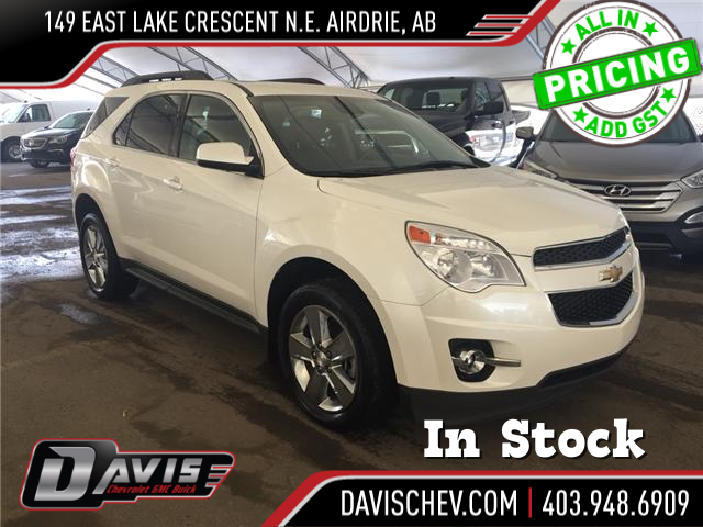 2014 Chevrolet Equinox 2LT (Stk: 113859) in AIRDRIE - Image 1 of 21