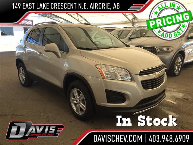 2015 Chevrolet Trax 2LT (Stk: 126369) in AIRDRIE - Image 1 of 19
