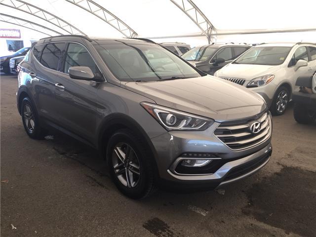 2017 Hyundai Santa Fe Sport 2.4 SE (Stk: 168790) in AIRDRIE - Image 1 of 23
