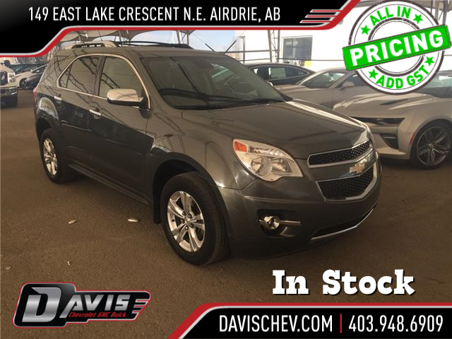 2012 Chevrolet Equinox 2LT (Stk: 130989) in AIRDRIE - Image 1 of 19
