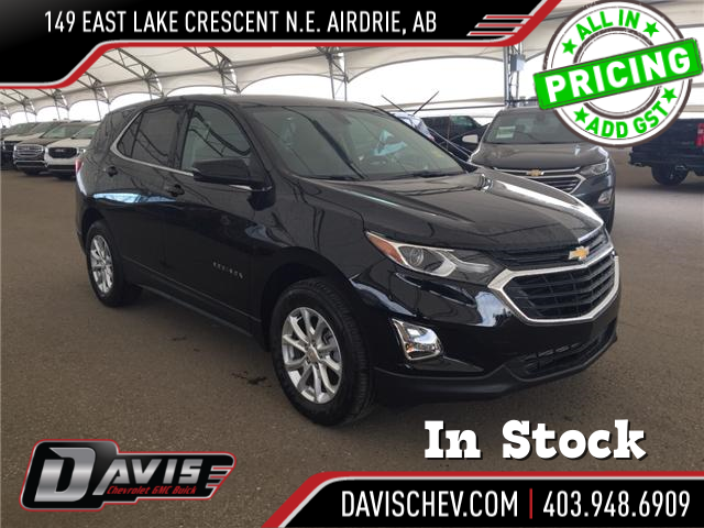 2019 Chevrolet Equinox 1LT (Stk: 169301) in AIRDRIE - Image 1 of 21