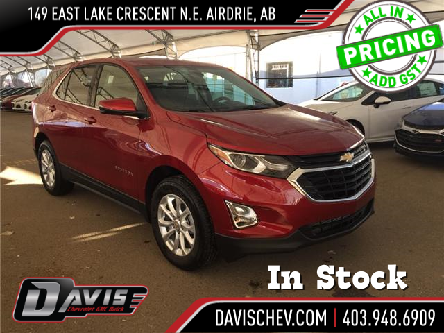 2019 Chevrolet Equinox 1LT (Stk: 169300) in AIRDRIE - Image 1 of 22