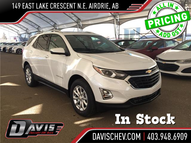 2019 Chevrolet Equinox 1LT (Stk: 169356) in AIRDRIE - Image 1 of 23