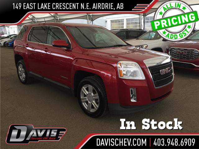 2014 GMC Terrain SLE-1 (Stk: 121008) in AIRDRIE - Image 1 of 18