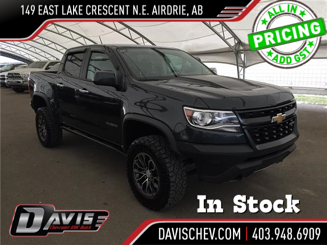 2018 Chevrolet Colorado ZR2 (Stk: 158824) in AIRDRIE - Image 1 of 19