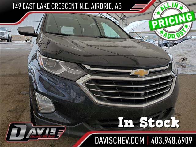 2021 Chevrolet Equinox Premier (Stk: 187189) in AIRDRIE - Image 1 of 33