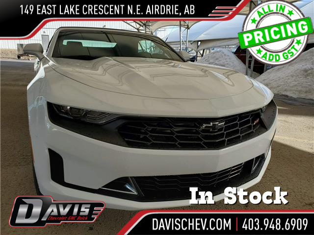 2021 Chevrolet Camaro 1LT (Stk: 189177) in AIRDRIE - Image 1 of 23