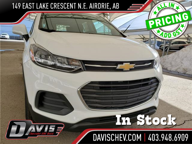 2021 Chevrolet Trax LS (Stk: 187431) in AIRDRIE - Image 1 of 26