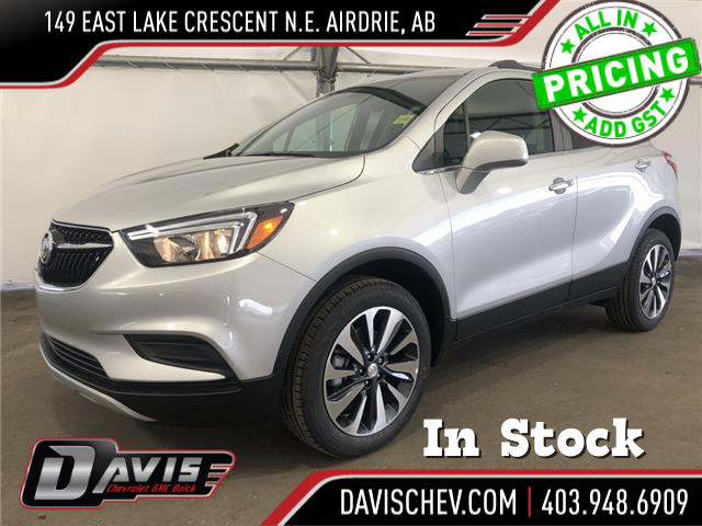 2022 Buick Encore Preferred (Stk: 192836) in AIRDRIE - Image 1 of 16