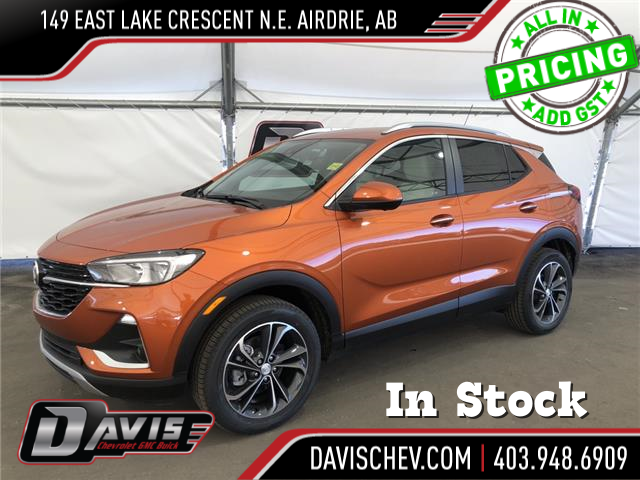 2022 Buick Encore GX Select (Stk: 192642) in AIRDRIE - Image 1 of 17