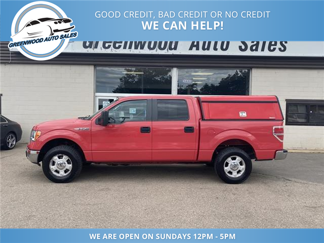 2013 Ford F-150 XLT (Stk: 13-79220) in Greenwood - Image 1 of 21